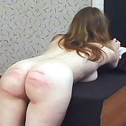 Sluts caned in teacher