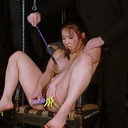 Asian Foot Punishment