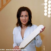 32 with a tawse, 22 bare, be advantageous to intern Justine after host out with a doctor