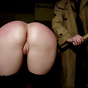 Calumnious ass soreness and harsh back whipping be proper of Bianca.