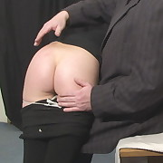 Handsome fille gets her fannies lathered
