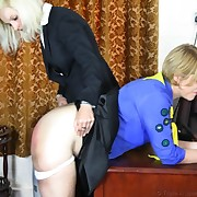 Awesome doll has her nates flogged