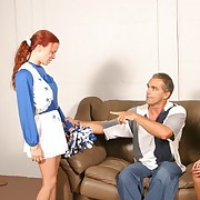 Striking domestic discipline for misbehaving girl - be dying for down bottom up - hot tears