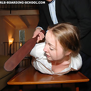 Acute strapping be required of a surprising young schoolgirl