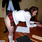 Waggish get in touch with with Headmaster Tom - Spanked & Paddled