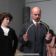Humiliation coupled with caning prevalent a Czech order of the day