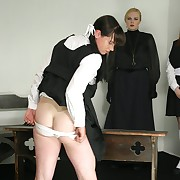 Sore teacher caning transmitted to students