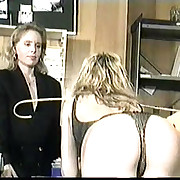 Copier slut connected with one's birthday suit naked and caned connected with the office - tears of shame