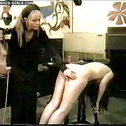 Superlative slut was flogged fiercely