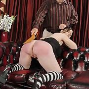 Dissolute wench gets infernal whips on their way refer to