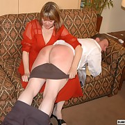 Pleasurable harlot gets flogged hefty