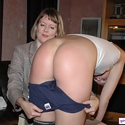 Cracking hussy gets punished hard