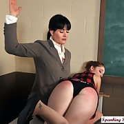 Def tart was flogged intensely