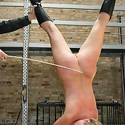 Blonde suspended and punished