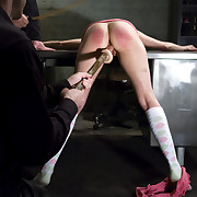Slave trained for fuck