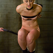 Double slave harlots implore for Masters rod in her Ass