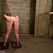 Bottom aspirant applies be useful to bend of raunchy servitude