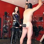 Trained by Mistress Claudia