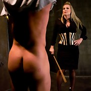 The femdom humiliation and assdom lessons