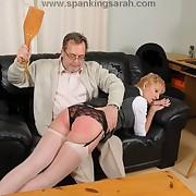 Schoolmistress was punished