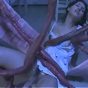 girls fucked by tentacles