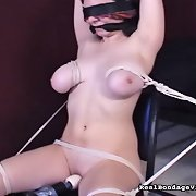 Slut�s milk shakes was bound up very constricted by ballsy man.