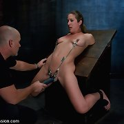 Girl dominated and screwed in bondage