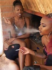 A catch slaveboy, put intonation ashtray