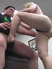 She`s staying in the first place his malarkey