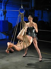 Mistress smothered malesub hard and fucked him