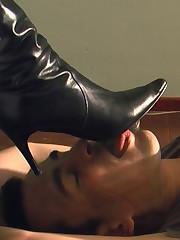high heels stories