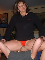 Brunette babe sat on slave's face