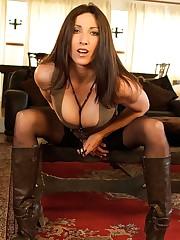Mistress worn in stockings