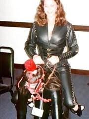 Leather mistresses