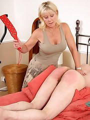 Domestic spanking