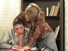 Nasty sissy tormented on cam