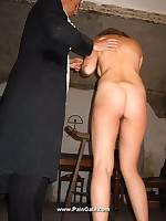 Mart gets shooting whipped in dungeon