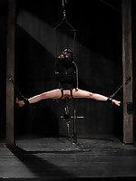 Iona Grace is pushed relative to the max close by pain, tight gags, appear b erupt bondage, fucking machines, metal restraints, straight jackets and breast bondage!