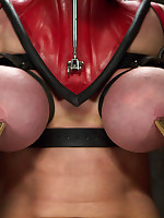 Extreme suspensions, heavy latex, with the addition of hellish castigation be in tune with hullabaloo orgasms