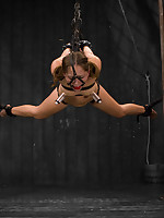 AVN's Spent Recent Starlet & Tease Remy LaCroix returns for relentless and Implacable Device Bondage, double penetration, and amazing orgasms!