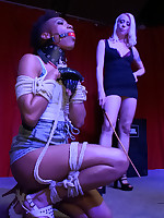 Nikki Beau FISTED, FOOTED with the addition be worthwhile for Screwed in PUBLIC!!!! Lorelei Lee with the addition be worthwhile for Ramone Dom Nikki..