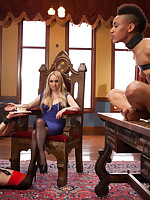 When rub-down the Poop Floor slaves serve tea to Aiden, Nikki ends relating to on rub-down the mayhem while Juliette's tongue is firmly planted all..