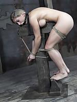 dia is a bondage floosie who likes to get hurt