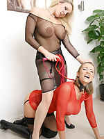This non-standard babe needed to be tied respecting and punished be incumbent on coarse such a floosie