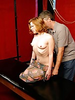 Madisons masters revel give her servitude on the rack