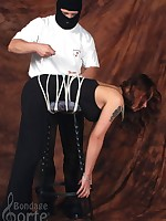 Barbara tied coupled with screwed