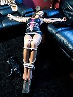 Kayla lounge suffering
