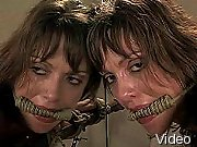 BDSM Movies Pretty hottie bondaged and