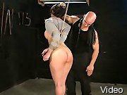 BDSM Movies Hot gal in tight rope bondage and bdsmshare.com