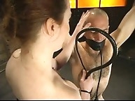 Pro Dominatrix Lady Lydia McLane graces meninpain